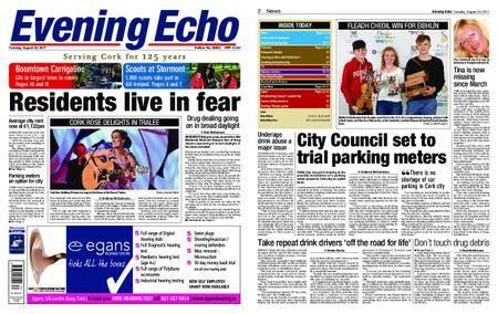 Evening Echo – August 22, 2017