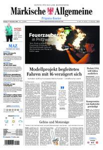 Märkische Allgemeine Prignitz Kurier - 17. Dezember 2018