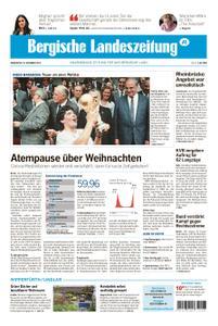 Kölnische Rundschau Wipperfürth/Lindlar – 26. November 2020