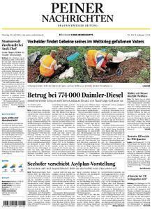 Peiner Nachrichten - 12. Juni 2018