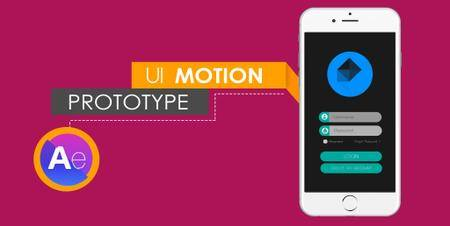 UI Motion | Prototype in Adobe After Effects