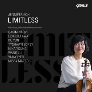Jennifer Koh - Limitless (2019)