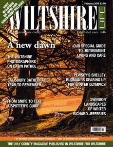 Wiltshire Life - February 2018