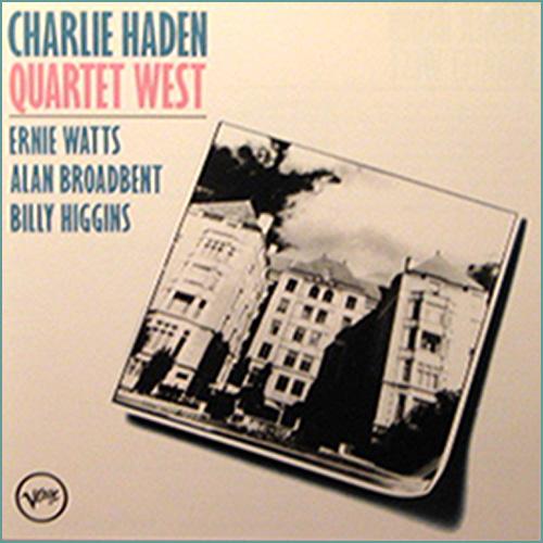 Charlie Haden - Quartet West (1987)