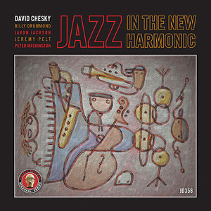 David Chesky - Jazz In The New Harmonic {Binaural+} (2013) [Official Digital Download 24bit/192kHz]