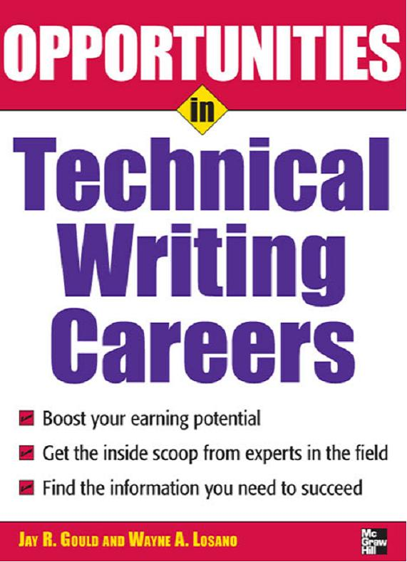 Opportunities in Technical Writing (repost)