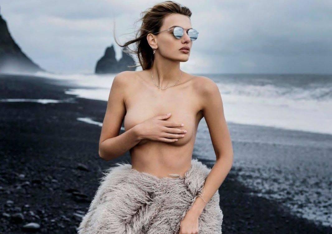 Bregje Heinen by Gilles Bensimon for Maxim Magazine September 2017