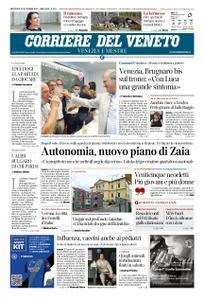 Corriere del Veneto Venezia e Mestre – 23 settembre 2020