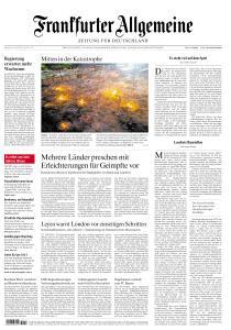 Frankfurter Allgemeine Zeitung - 28 Avril 2021