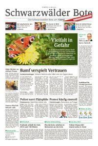 Schwarzwälder Bote Hechingen - 22. Mai 2018