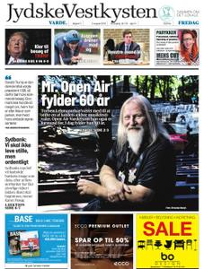 JydskeVestkysten Varde – 02. august 2019