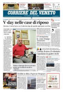 Corriere del Veneto Venezia e Mestre – 31 dicembre 2020