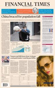 Financial Times Middle East - April 28, 2021