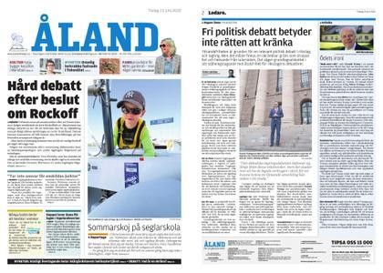 Ålandstidningen – 23 juni 2020