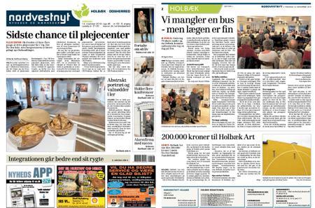 Nordvestnyt Holbæk Odsherred – 14. november 2019