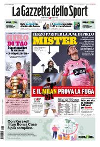 La Gazzetta dello Sport Roma – 26 ottobre 2020