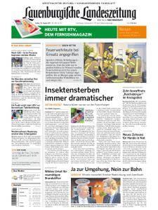 Lauenburgische Landeszeitung - 25. August 2017