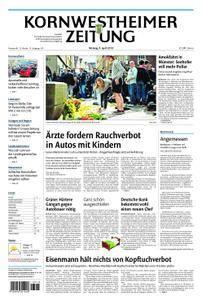 Kornwestheimer Zeitung - 09. April 2018
