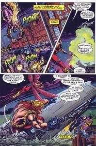 Captain America v1 449d The Avengers 396