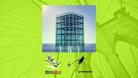 Rhino 3D Grasshopper Architectural Tower Structure full tuto