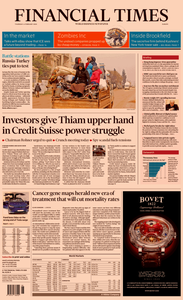 Financial Times Europe – 06 February 2020