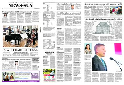 Lake County News-Sun – April 08, 2019