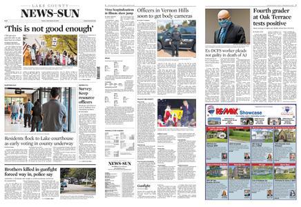 Lake County News-Sun – September 25, 2020