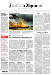 Frankfurter Allgemeine Zeitung F.A.Z. - 26. August 2017