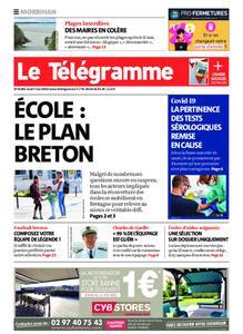 Le Télégramme Auray – 07 mai 2020