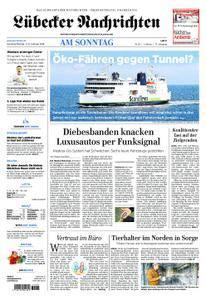 Lübecker Nachrichten Bad Schwartau - 04. Februar 2018