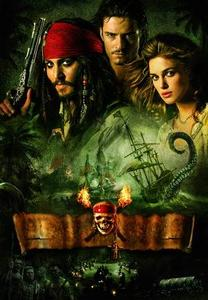 Pirates Of The Carribean II Hi-Res Posters and Promo Pictrures