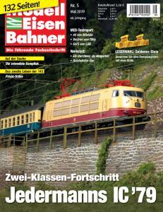 ModellEisenBahner - Mai 2019