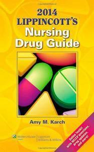 2014 Lippincott's Nursing Drug Guide (repost)