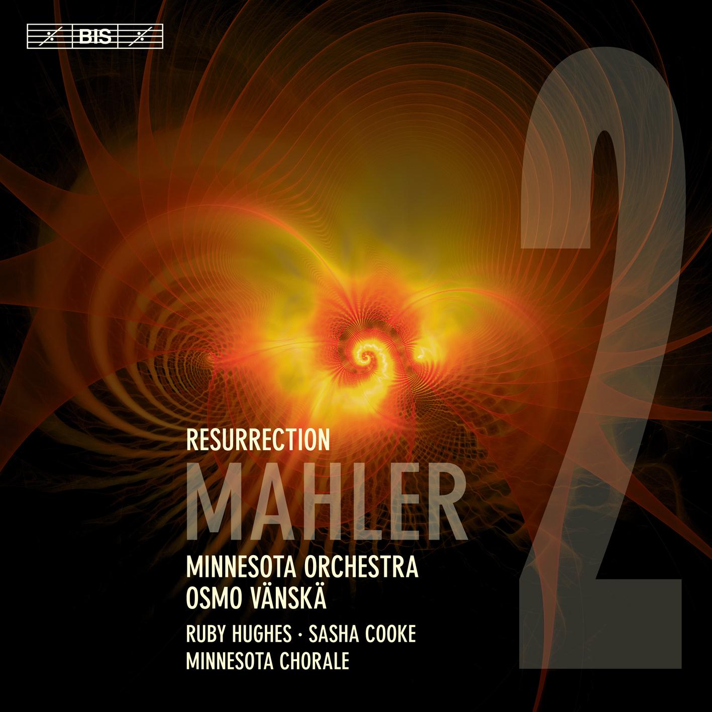 Minnesota Orchestra & Osmo Vänskä - Mahler: Symphony No. 2 'Resurrection' (2019) [Official Digital Download 24/96]