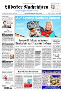 Lübecker Nachrichten Bad Segeberg - 08. Oktober 2019