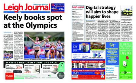 Leigh Journal – July 01, 2021