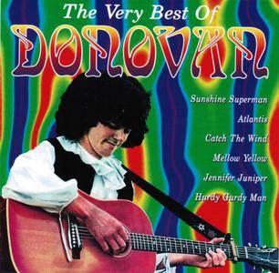 Donovan - The Very Best Of Donovan (1988) {1995, Reissue}