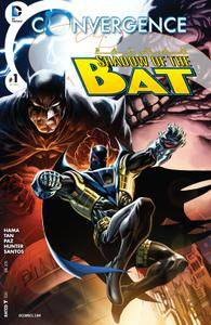 Convergence - Batman - Shadow of the Bat 001 2015 Digital