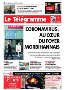 Le Télégramme Ouest Cornouaille – 03 mars 2020