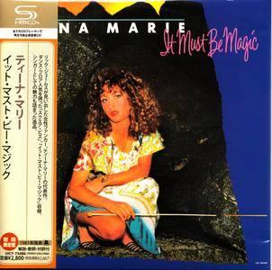 Teena Marie - It Must Be Magic (1981) [2013 Japan Mini-CD]
