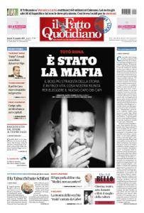 Il Fatto Quotidiano - 17 Novembre 2017