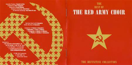The Red Army Choir (The Alexandrov Ensemble) - The Best Of The Red Army Choir: The Definitive Collection (2002) 2CDs [Re-Up]
