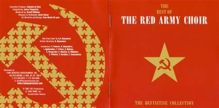The Red Army Choir (The Alexandrov Ensemble) - The Best Of The Red Army Choir: The Definitive Collection (2002) 2CDs