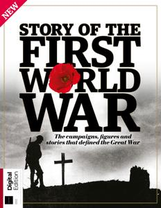 All About History: Story of the First World War – July 2019