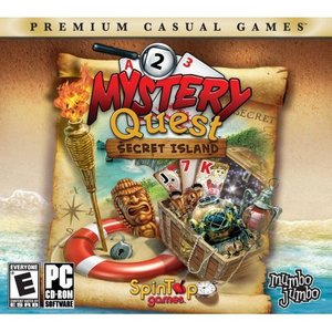 Mystery Quest Secret Island