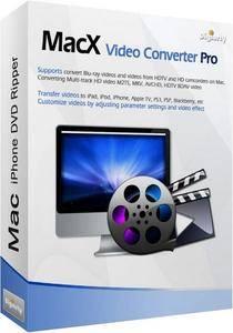 MacX Video Converter Pro 6.1.0 Multilingual