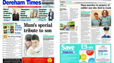 Dereham Times – May 24, 2018