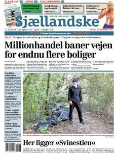 Sjællandske Slagelse – 18. september 2019