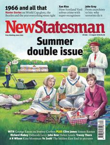 New Statesman - 29 July - 11 August 2016