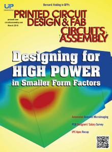 Printed Circuit Design & FAB / Circuits Assembly - March 2019